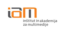 IAM - Institute and academy of multimedia logo